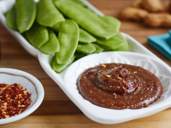 Spicy Asian Peanut Dip